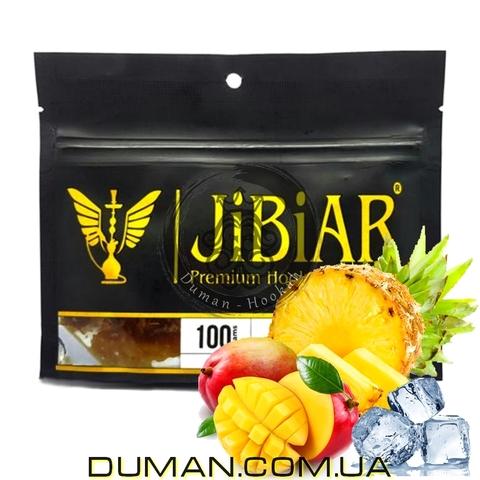 Табак JiBiAR Fresh Mango Mix (Джибиар Свежий Манго Микс)