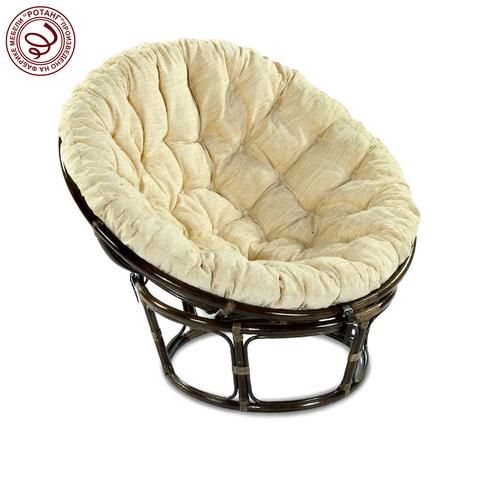 Кресло PAPASAN Feather (подушка рогожка)