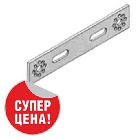 Пластина монтажная двухсторонняя для водорозеток 100 мм Unipipe