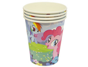 Стакан My Little Pony 250мл 8шт