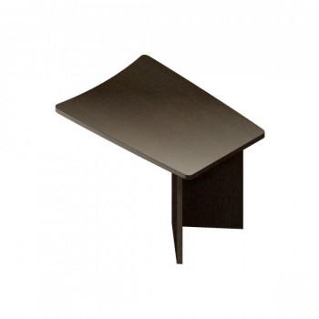 Приставка к столу руководителя С.Б-12 (венге), ЛДСП,. Альтерна