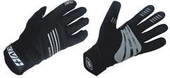 Перчатки лыжные KV+ Race black