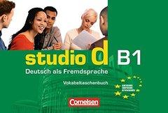 Studio d  B1 Vokabeltaschenbuch