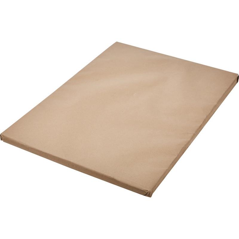 Ватман бумага чертежная Гознак А1 (100 листов, размер 610x860 мм, плотность 200 г/кв.м, белизна 100%)