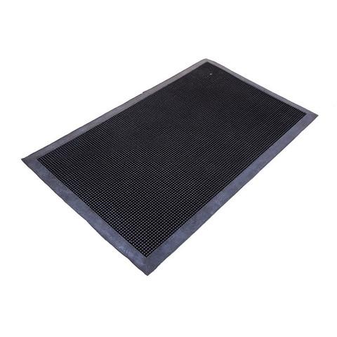 Коврик входной грязезащитный резиновый 2043 60х100см