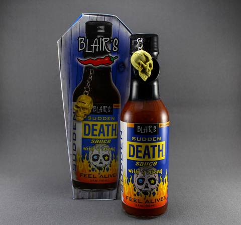фото острого соуса Blair's Sudden Death Sauce основное