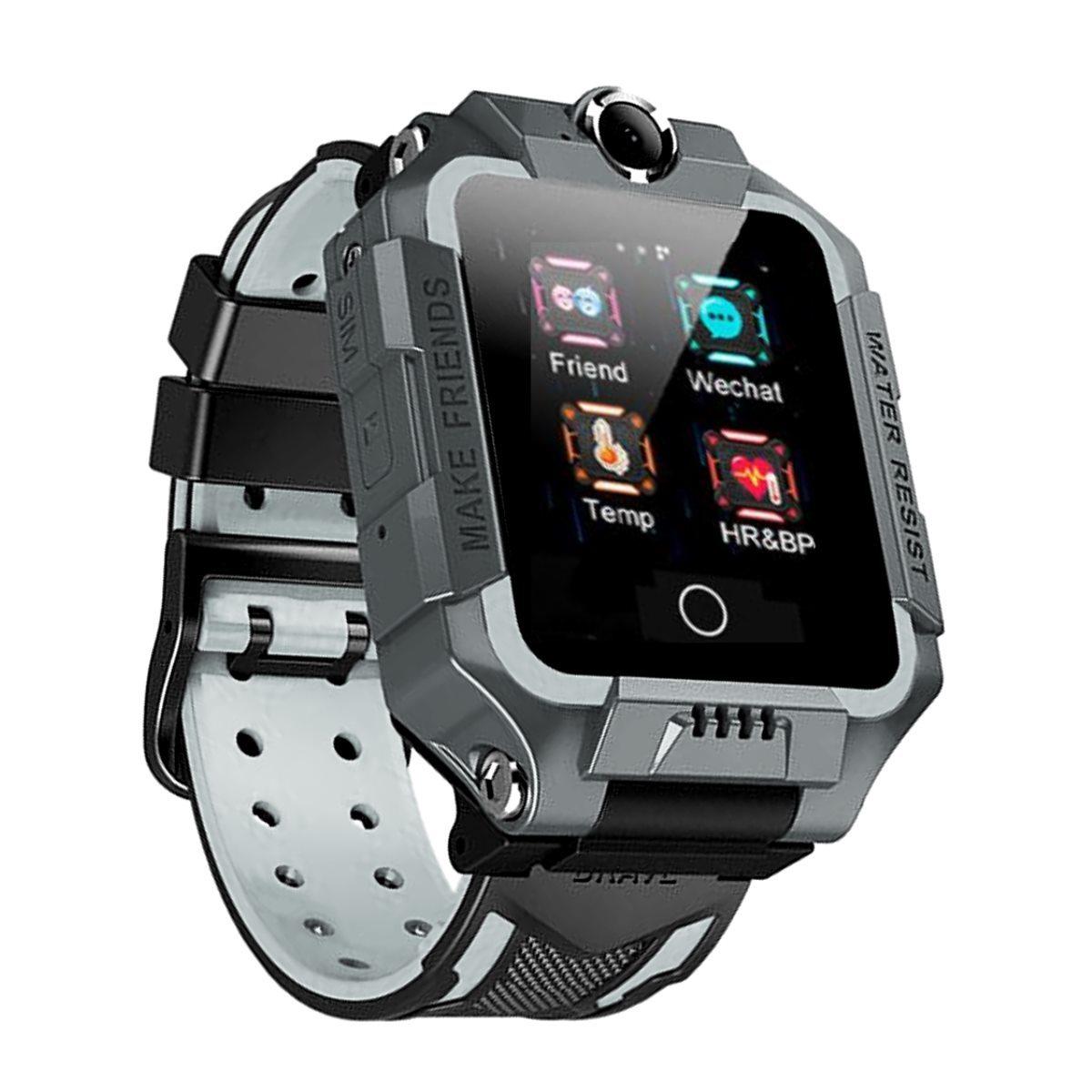 Часы Smart Baby Watch T10SL с видеозвонком и термометром
