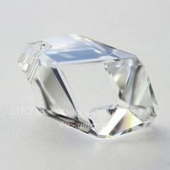 6650 Подвеска Сваровски Cubist Crystal (22 мм)