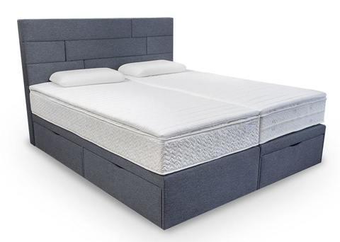 Кровать Belabedding Домино с выдвижными ящиками