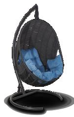 Подвесное кресло Setubal Black