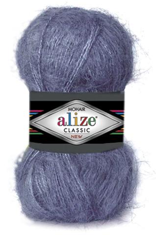 Купить Пряжа Alize Mohair Classic New | Интернет-магазин пряжи «Пряха»