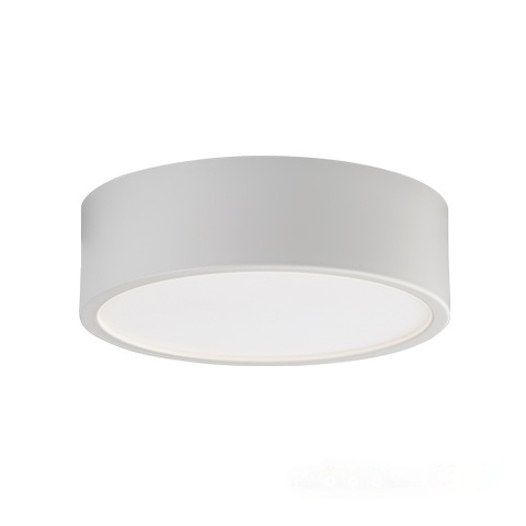 Светодиодный потолочный светильник 12W 3000K 90° M04-525-125 white MEGALIGHT