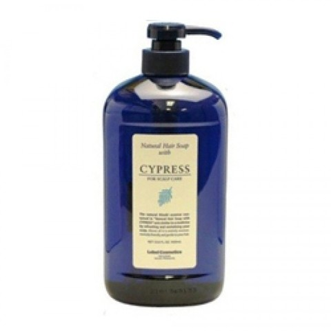 Шампунь для волос CYPRESS, 1000 мл.