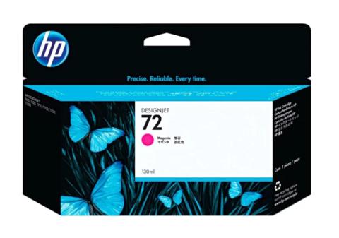 Картридж струйный HP C9372A (№72A), пурпурный