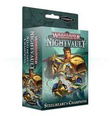 Warhammder Underworlds: Steelheart's Champions (Русское издание)