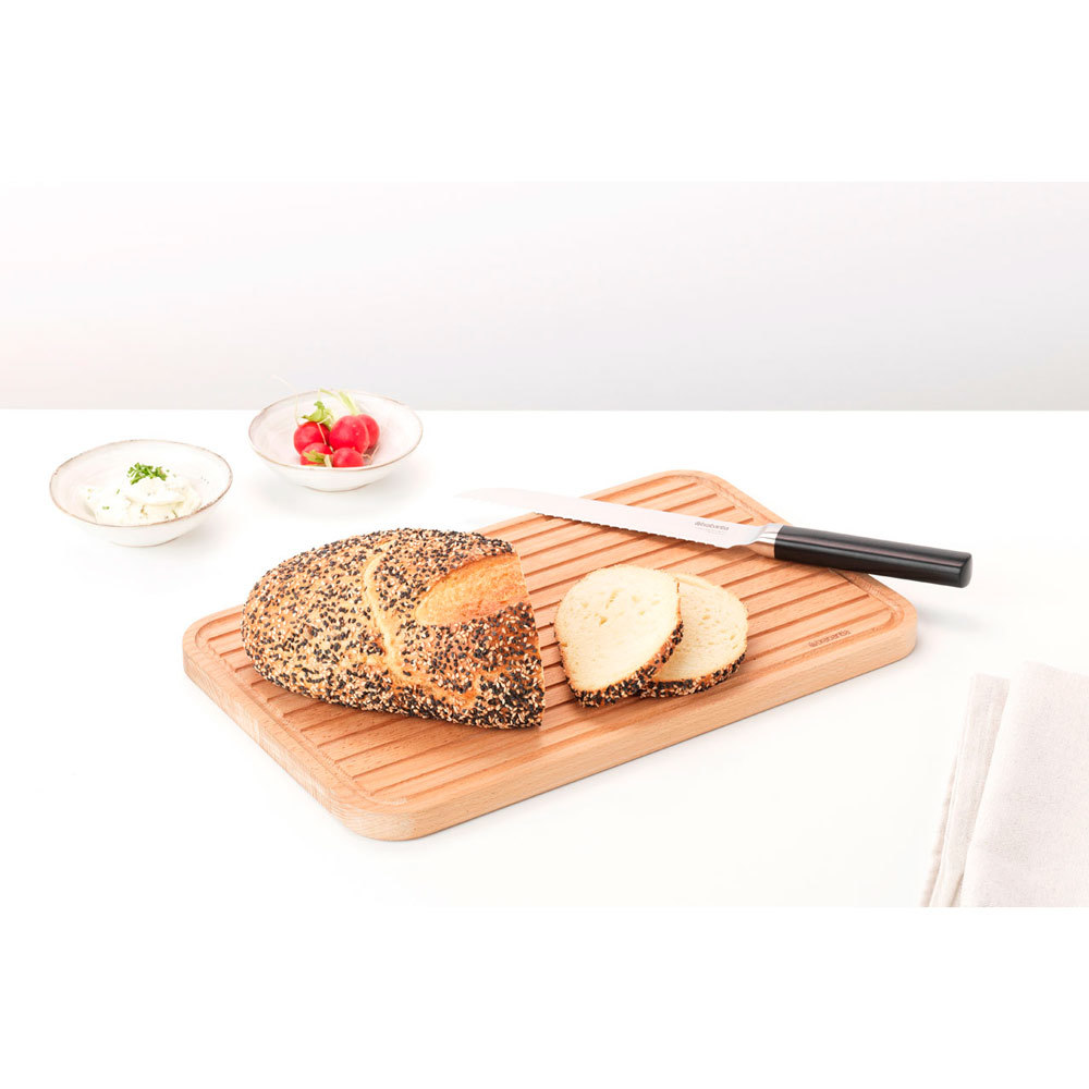 Деревянная доска для хлеба, арт. 260728 - фото 1