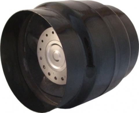 Канальный вентилятор Mmotors JSC серия ВК-200 (с термостатом)