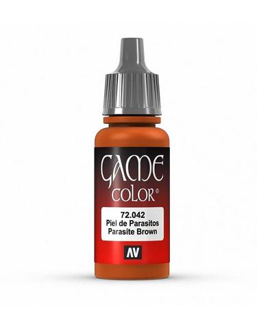 Game Color Parasite Brown 17 ml.
