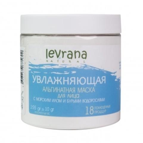 Levrana, Альгинатная маска для лица Увлажняющая, 500гр