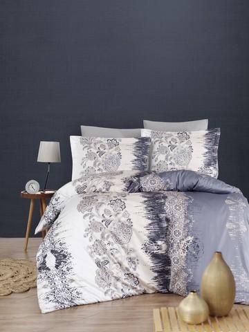Комплект постельного белья DO&CO Сатин DELUX 1,5 спальное(50*70/1) (70*70/1) VESTA