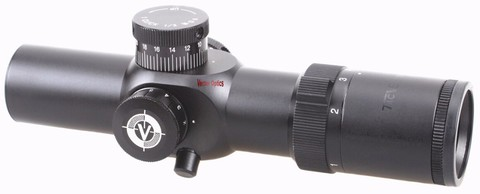VECTOR OPTICS APOPHIS 1-6X28 FFP MP