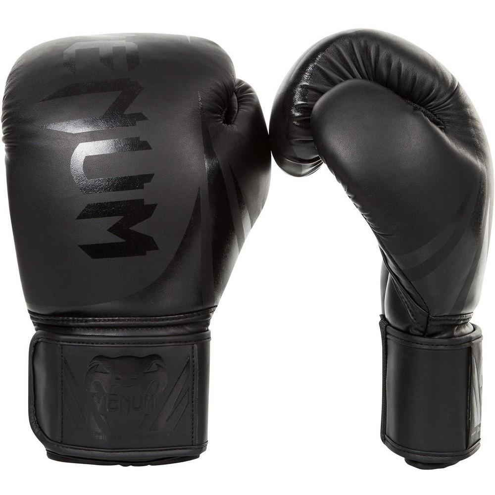 Перчатки Перчатки для бокса Venum Challenger 2.0 Boxing Gloves Black/Black 1.jpg