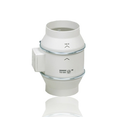 Вентилятор канальный S&P TD 500/160 Т (таймер)