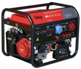 Генератор бензиновый Fubag BS 8500 XD ES (838255) - фотография