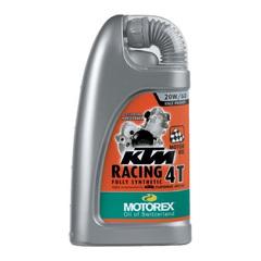 Motorex масло моторное KTM Racing 4T 20w-60 1L