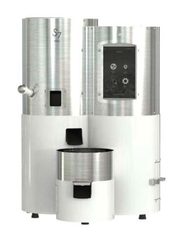 Stronghold S7 PRO, ростер для обжарки кофе (объем загрузки: 150 гр - 850 гр)