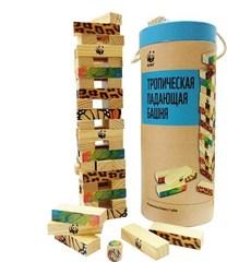 Падающая башня Миомбо: Тропическая