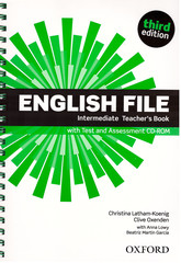 English File (3rd edition) Intermediate : Teacher's Book with Test and Assessment CD-ROM