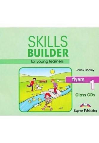 Skills Builder for young learners, FLYERS 1 Class CDs (set of 2). Аудио CD