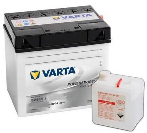 Аккумулятор Varta AGM YT12B-BS