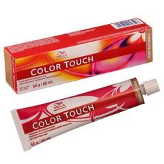 WELLA color touch   4/0 коричневый 60мл (интенс.тонирование)