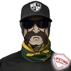 Бандана с черепом SA Sheriff