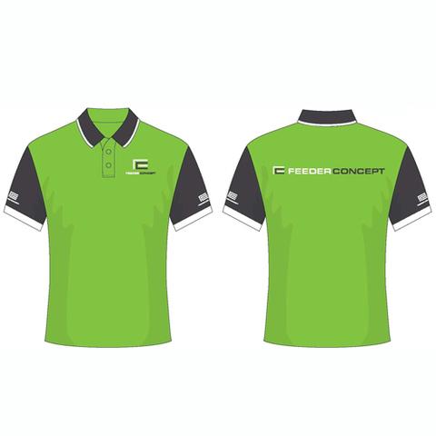 Рубашка поло Feeder Concept, размер L