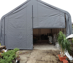 Ангар тентовый ShelterLogic 6,8х11х3,7 м