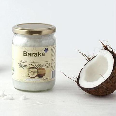 Кокосовое масло Барака вирджин (разливное)