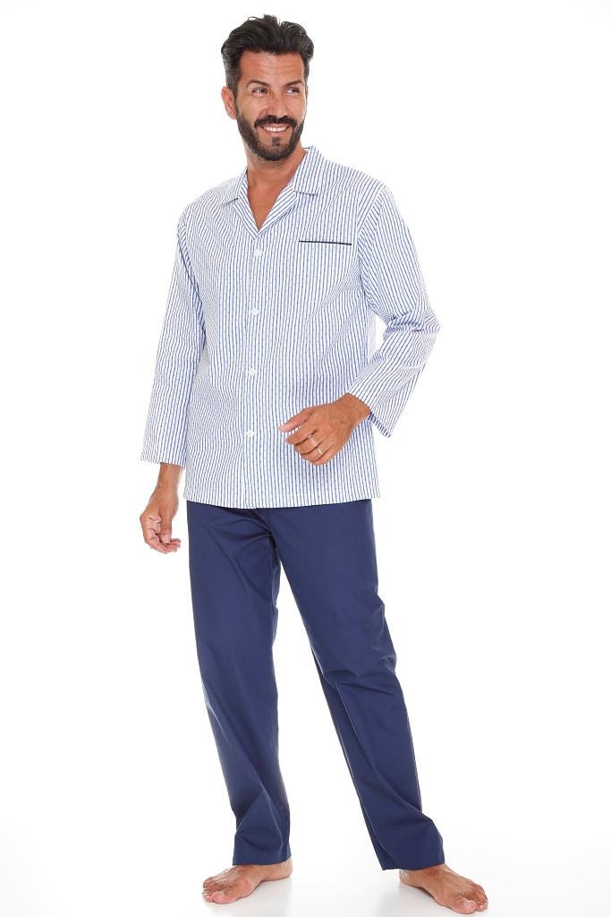 Мужская пижама с якорями B&B