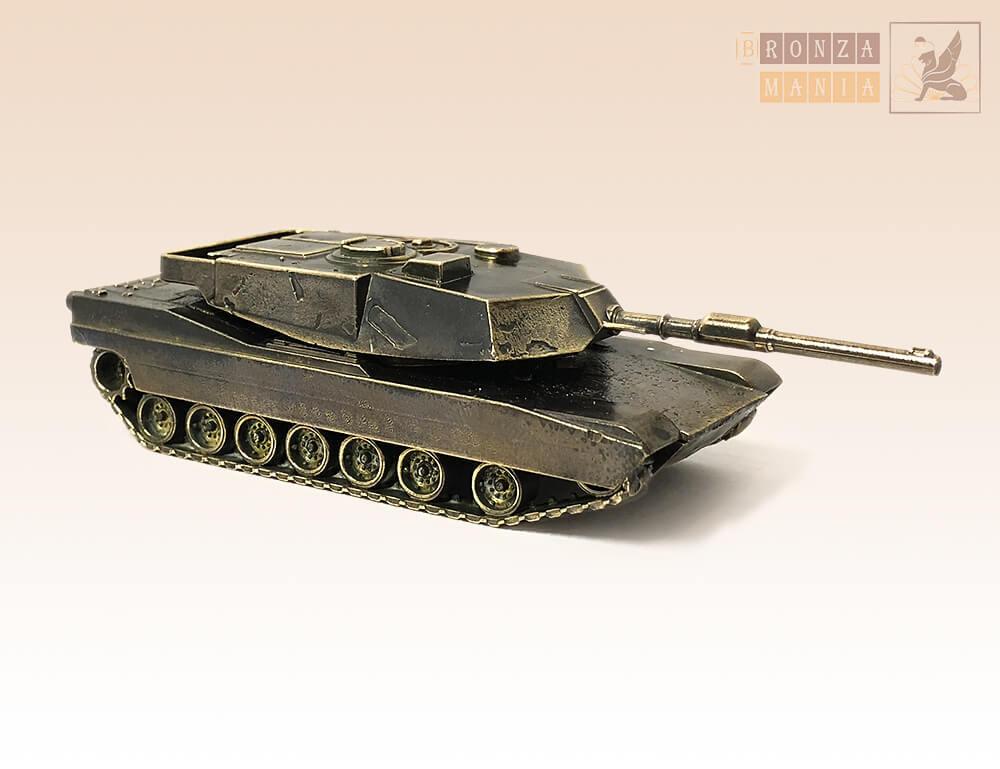 фигурка Танк Абрамс - M1 Abrams (1:100)