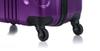 Чемодан со съемными колесами L'case Bangkok-18 Фиолетовый ручная кладь (S)