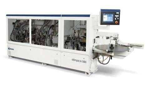 Автоматический кромкооблицовочный станок SCM Olimpic K560HP T-ER2