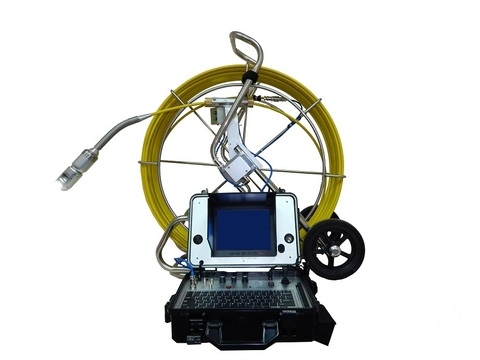 Телеинспекция труб дренажных систем