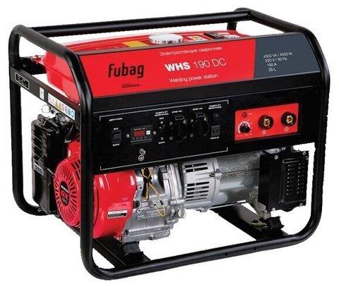 Кожух для бензиновой электростанции Fubag WHS 190 DC