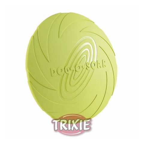 """Trixiе 33502 Игрушка д/собак """"диск для игры на воде"""", натуральная резина ф22см"""