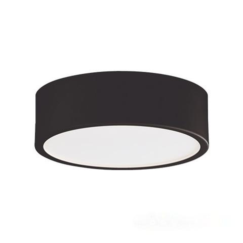 Светодиодный потолочный светильник 12W 3000K 90° M04-525-125 black MEGALIGHT