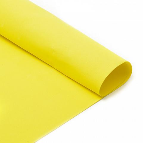 Фоамиран 1мм лимонный