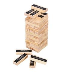 Настольная игра «Злая башня», 48 брусков, фото 3