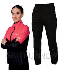 Беговой костюм Nordski Sport Pink/Black 2020 женский